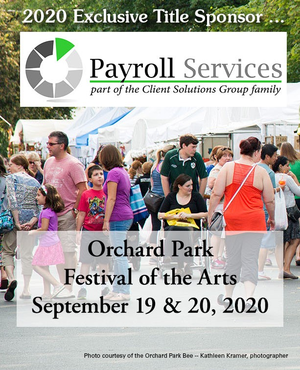 2020 Orchard Park Festival of the Arts